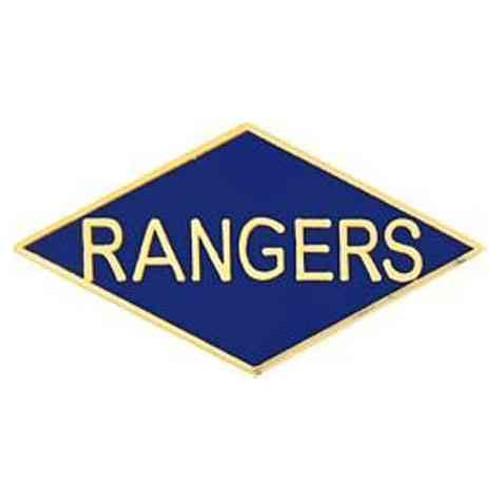 army rangers hat lapel pin