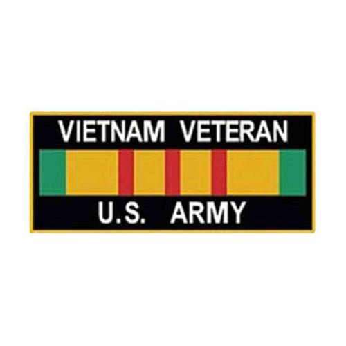 vietnam veteran u s army magnet