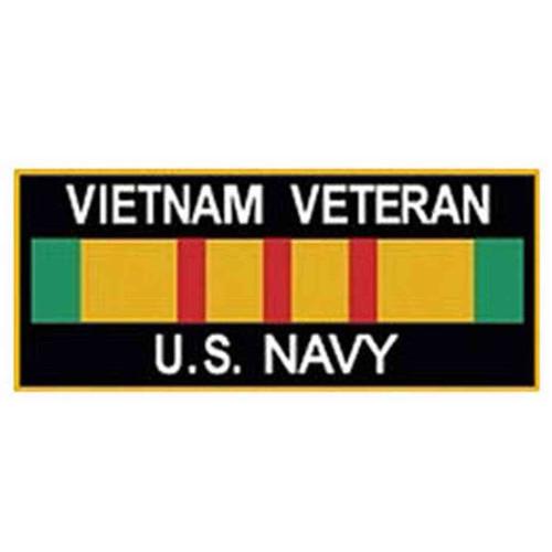 vietnam veteran u s navy magnet