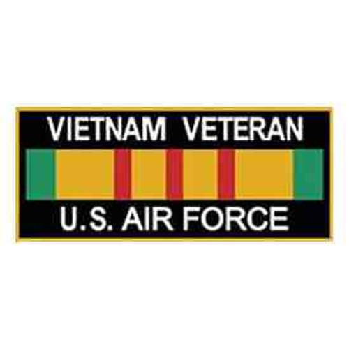 vietnam veteran u s air force magnet