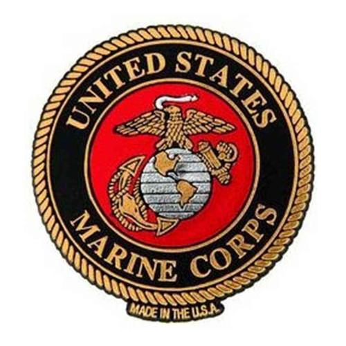 marine corps fullcolor magnet