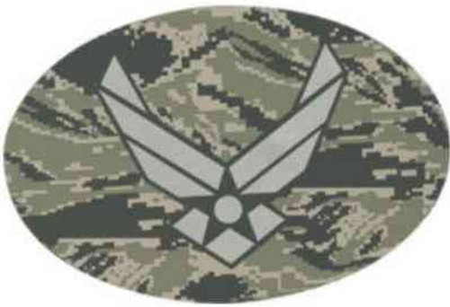 air force wing auto magnet