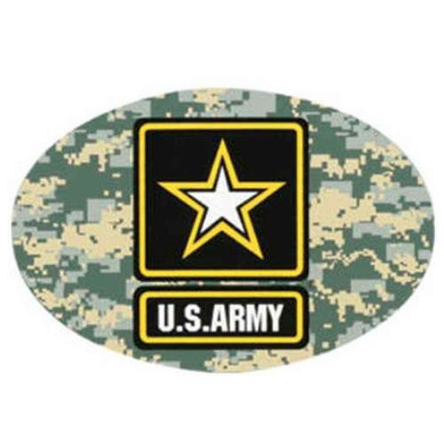 u s army star auto magnet