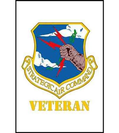 air force strategic air command veteran refrigerator magnet