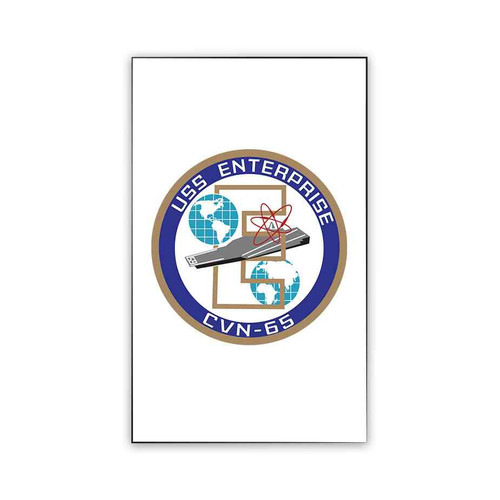navy uss enterprise refrigerator magnet
