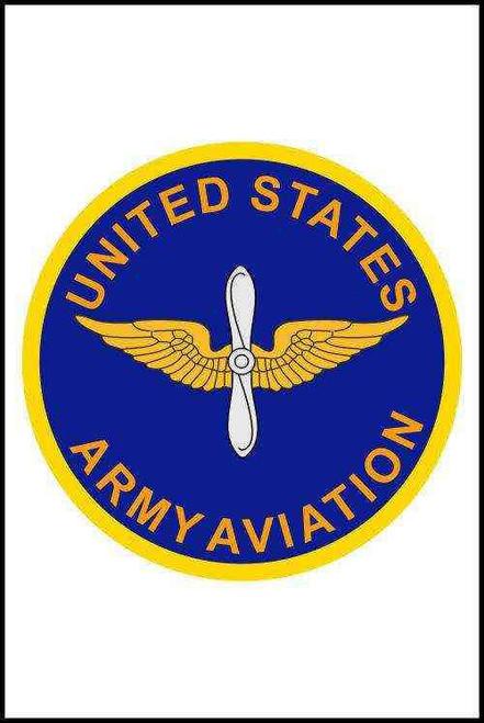 u s army aviation refrigerator magnet