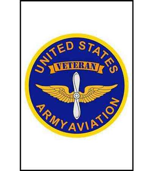 u s army aviation veteran refrigerator magnet