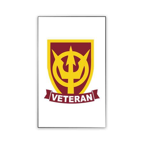 4th transportation command veteran magnet