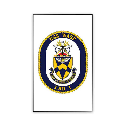 uss wasp magnet