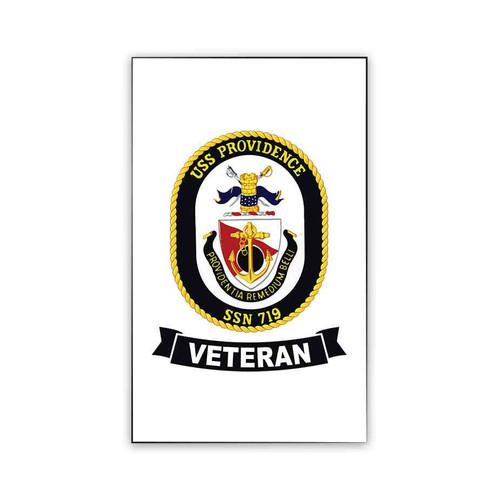 uss providence veteran magnet