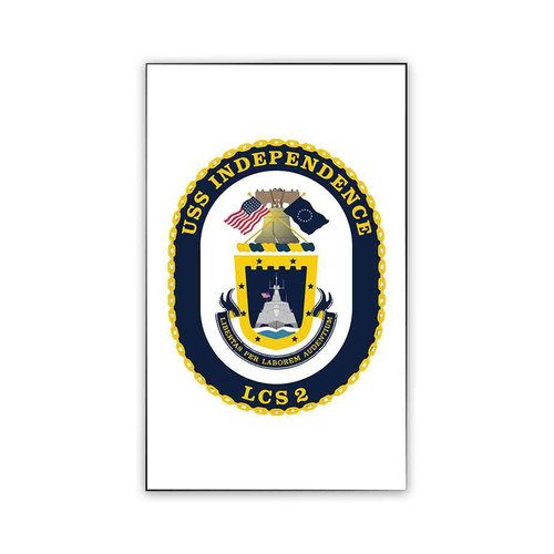 uss independence magnet