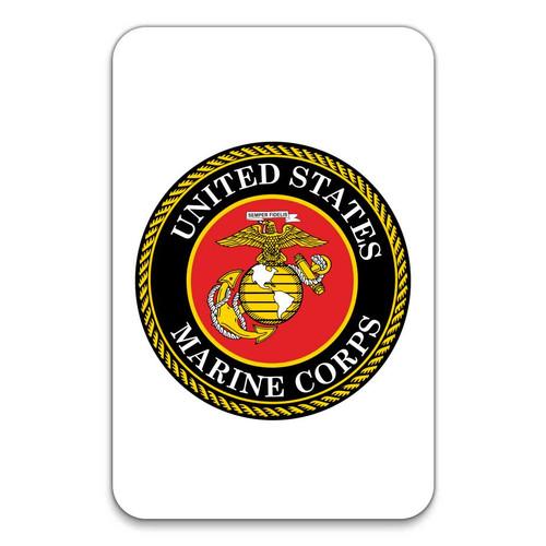 us marine corps magnet marine corps logo