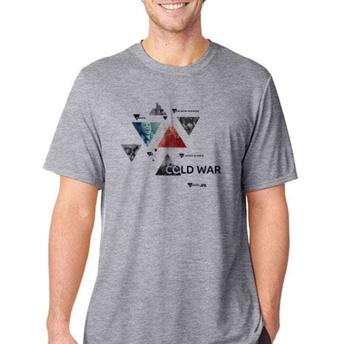 cold war performance tshirt