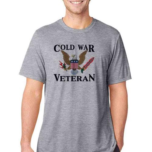 cold war veteran keepers peace grey performance tshirt