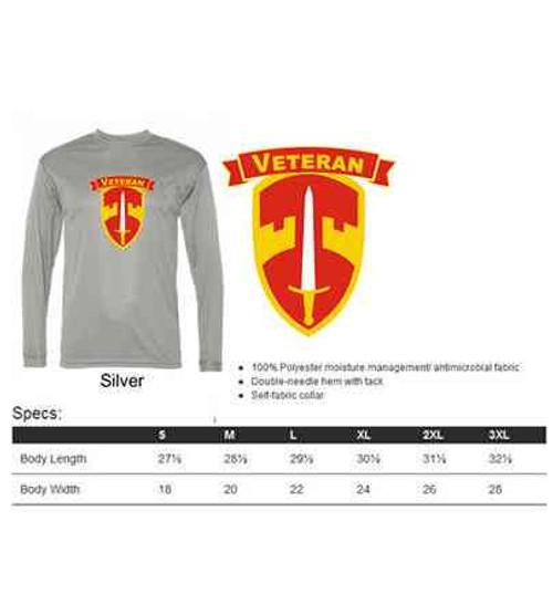 macv performance long sleeve shirt