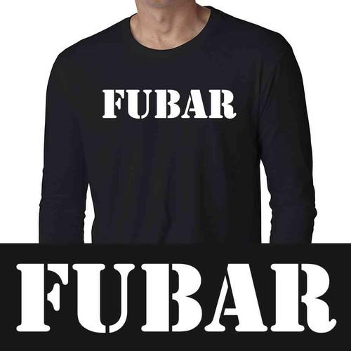 fubar special edition long sleeve shirt