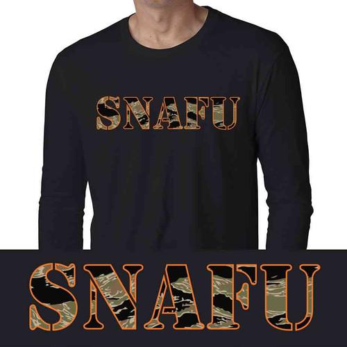 snafu special edition long sleeve shirt