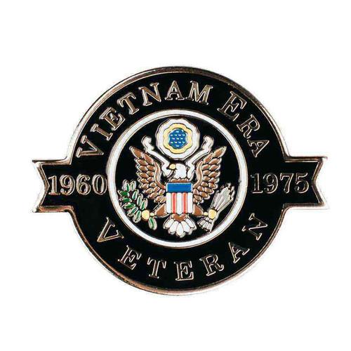 vietnam era veteran 19601975 custom eagle insignia lapel pin