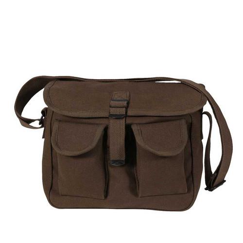 ammo shoulder bag brown edition