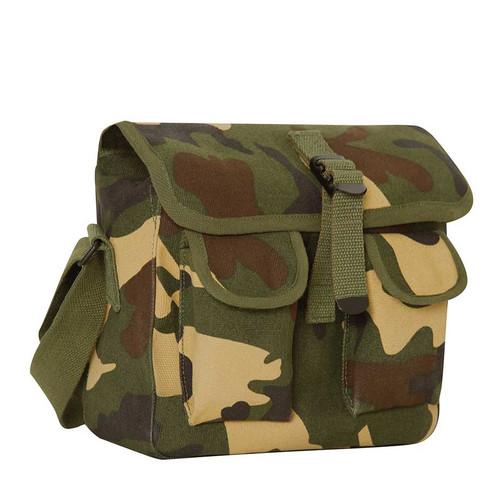 Camouflage Ammo Shoulder Bag