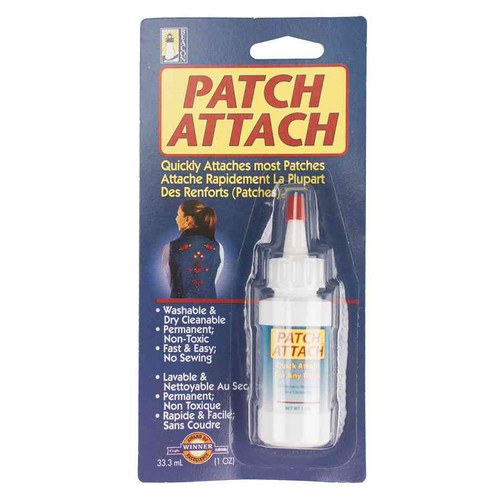 easy patch attach for your patches