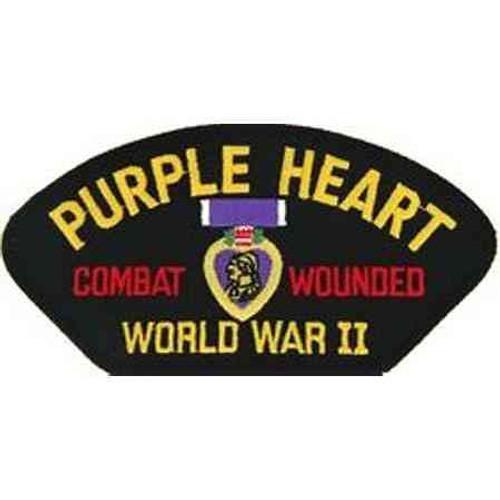 ww ii purple heart patch