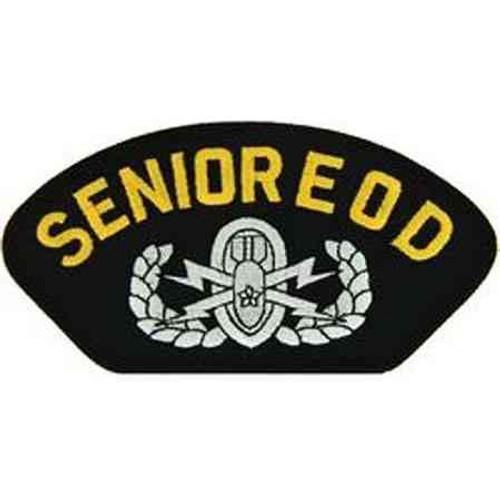 eod senior patch
