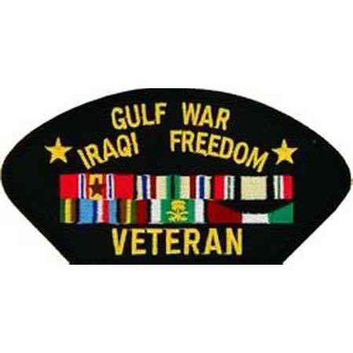 gulf war iraq vet patch