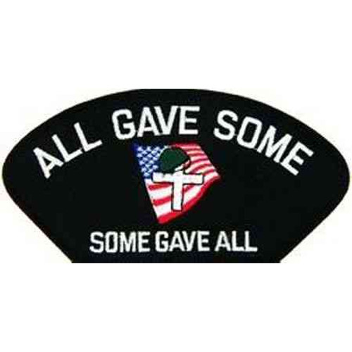 all gave some patch