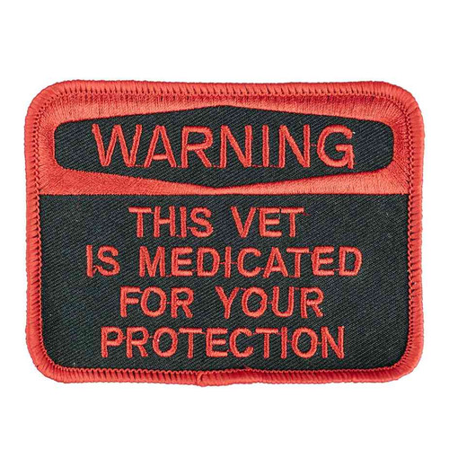 medicated vet patch