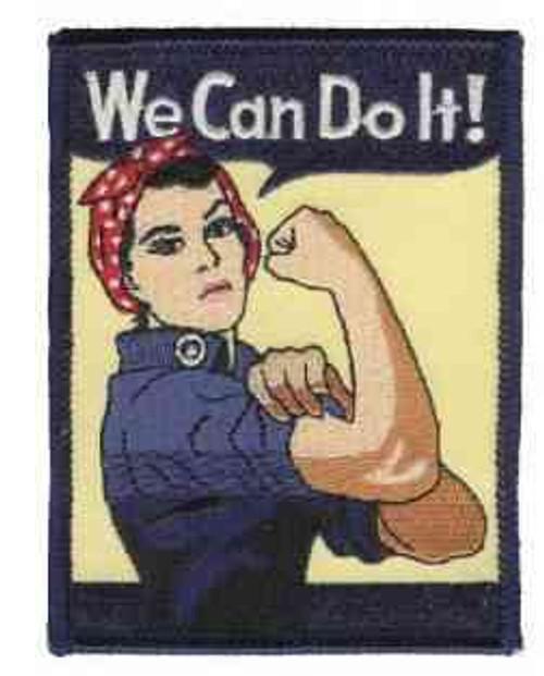 we can do it ww ii patch