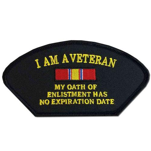 i am a veteran patch