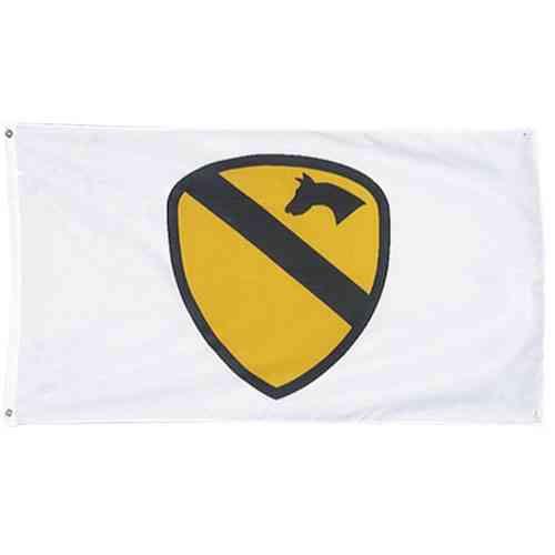 u s army 1st cavalry flag