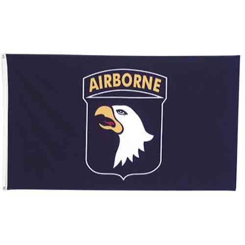army 101st airborne division flag