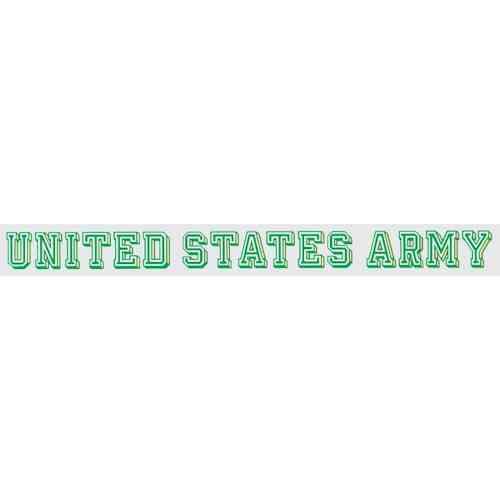 u s army window strip