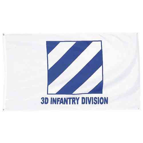 army 3rd infantry division flag