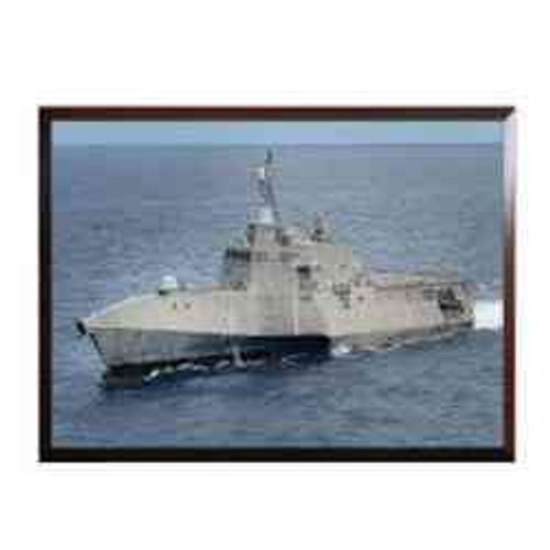 uss independence high definition framed photo