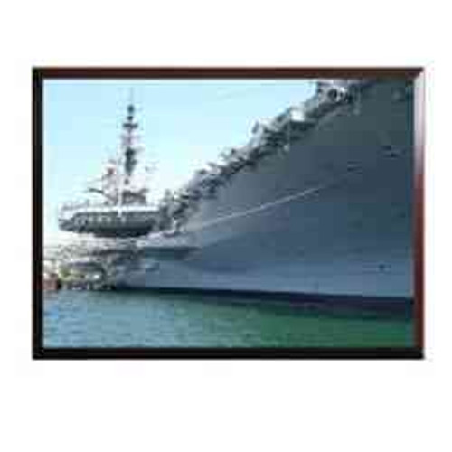 uss midway high definition framed photo