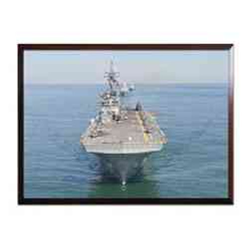 uss wasp high definition framed photo