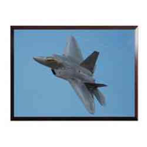f22 raptor high definition framed photo