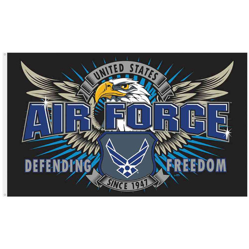 officially licensed u s air force mission first flag