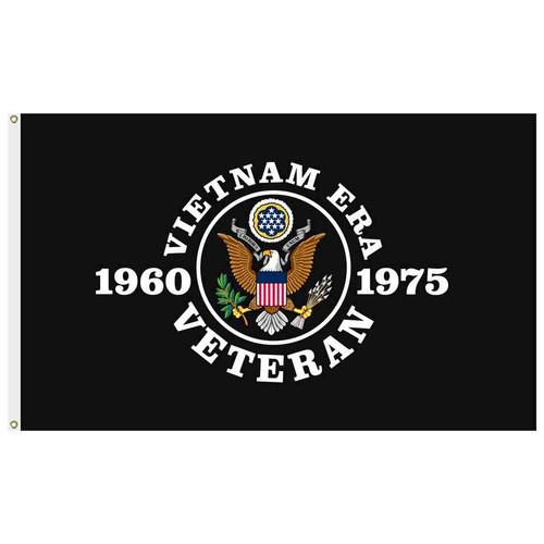 vietnam era veteran flag