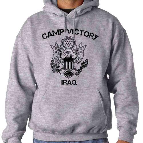 us veteran hoodie sweatshirt camp victory great seal united states
