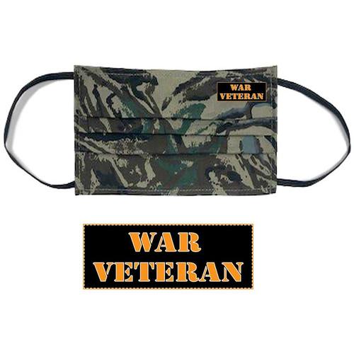 us veteran face mask war veteran