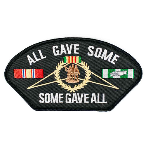 all gave some some gave all vietnam patch