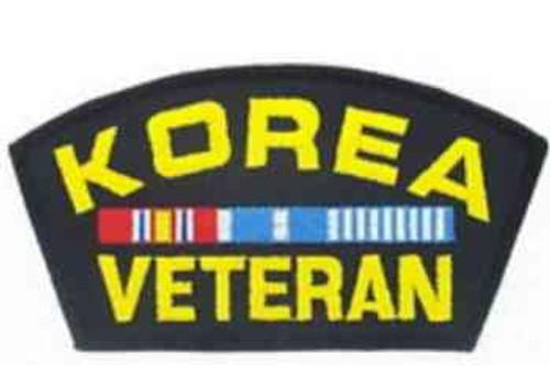korea veteran patch