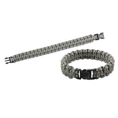 foliage camo paracord bracelet