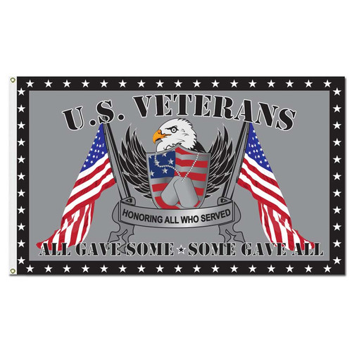 US Veterans All Gave Some Flag Limited Issue