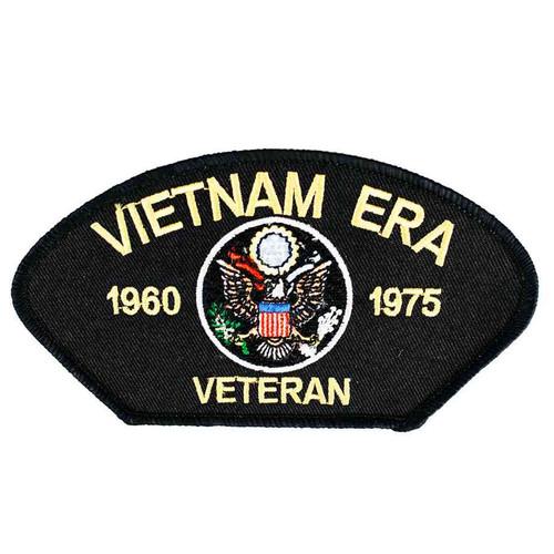 Vietnam Era Veteran Patch with Eagle Emblem
