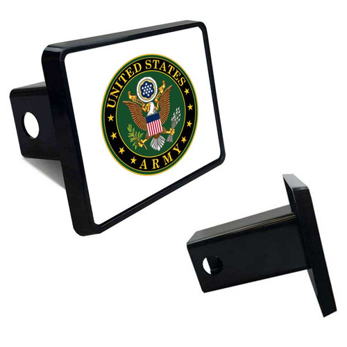 Army Tow Hitch Cover with Army Logo